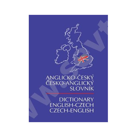 Big Czech-English English-Czech Dictionary