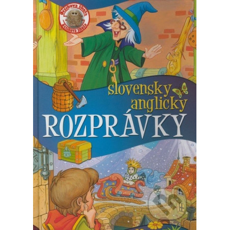 Fairy Tales in Slovakian and English