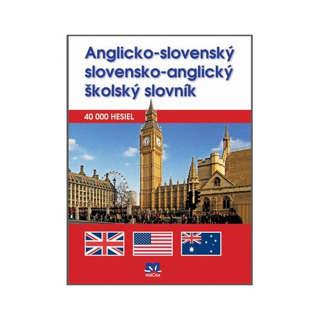English-Slovakian Slovakian-English School Dictionary