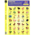 4. Farm Animals & Pets - Find the pair game (Bilingual Polish-English Memory Cards)