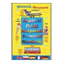 Multilingual Picture Dictionary (Polish, English, Spanish, French and German)
