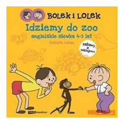 Bolek and Lolek go to the ZOO