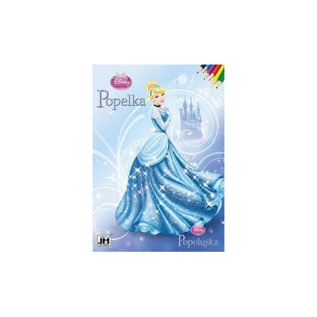 Cinderella Coulouring and Activity Book