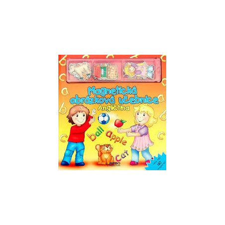 Learn the English Alphabet and Play with Magnetic Pictures