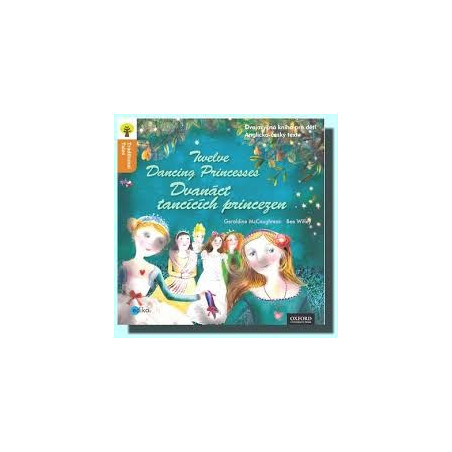 Oxford Reading Tree Traditional Tales: Level 8:Twelve Dancing Princesses
