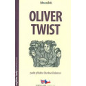 Oliver Twist Czech English story book (mirror text) language level A1/A2 (Czech/English)