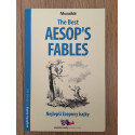 Aesop's fables Czech English story book (mirror text) language level A1/A2 (Czech/English)