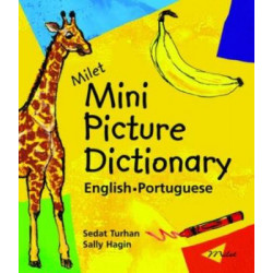 Mini Picture Dictionary English Portuguese