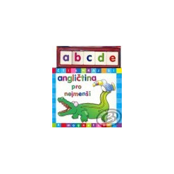 English for Little Children - Read and Play with Magnetic Letters