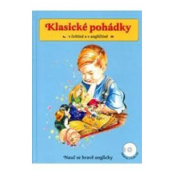 Classic Fairy Tales in Czech and English